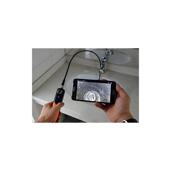 Camera endoscopique android wifi ou smartphone waterproof endoscope inspection camera for android devices